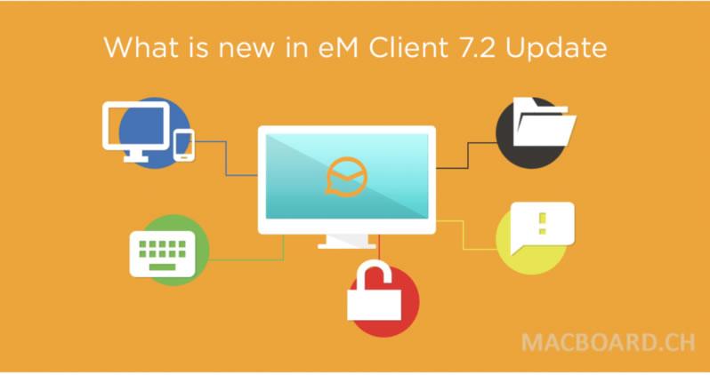 eM Client Mac