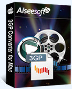 Aiseesoft 3GP Converter for Mac