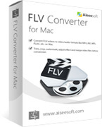 Aiseesoft FLV Converter for Mac