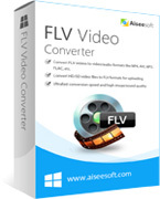 Aiseesoft FLV Video Converter