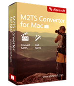 Aiseesoft M2TS Converter for Mac