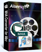 Aiseesoft M4A Converter for Mac