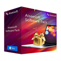 Aiseesoft MP4 Video Converter Bundle (Win/Mac)