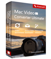 Aiseesoft Mac Video Converter Ultimate