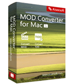 Aiseesoft Mod Converter for Mac