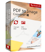Aiseesoft PDF to Image Converter