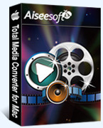 Aiseesoft Total Media converter for Mac