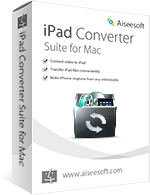Aiseesoft iPad Converter Suite for Mac