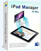 Aiseesoft iPad Manager for Mac