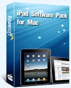 Aiseesoft iPad Software Pack for Mac