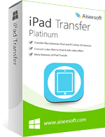 Aiseesoft iPad Transfer Platinum