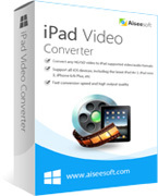 Aiseesoft iPad Video Converter