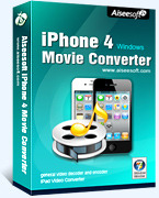Aiseesoft iPhone 4 Movie Converter