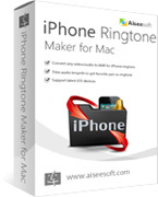 Aiseesoft iPhone Ringtone Maker for Mac