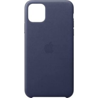 Apple Leder Case Apple iPhone 11 Pro Max Mitternachtsblau