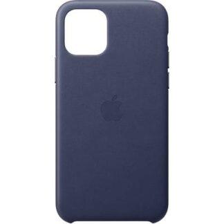 Apple Leder Case Apple iPhone 11 Pro Mitternachtsblau