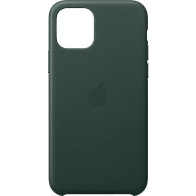 Apple Leder Case Apple iPhone 11 Pro Waldgrün