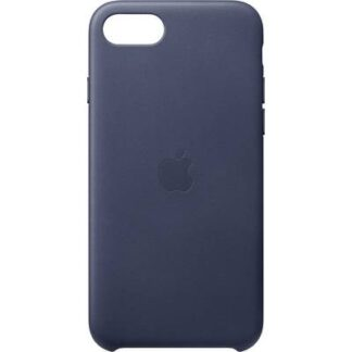Apple iPhone SE Leather Case Case Apple iPhone SE Mitternachtsblau