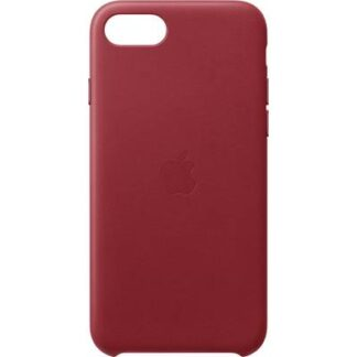 Apple iPhone SE Leather Case Case Apple iPhone SE Rot