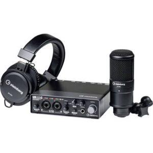 Audio Interface Steinberg UR22C Recording Pack inkl. Software