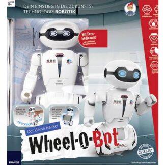 Franzis Verlag Wheel-O-Bot Spielzeug Roboter