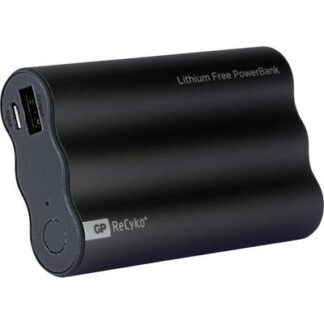 GP Batteries Travo Safe 4H03 Powerbank (Zusatzakku) NiMH 3800 mAh 1304H03BLACK