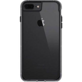 Griffin Survivor Clear Case Apple iPhone 8 Plus, iPhone 7 Plus, iPhone 6S Plus Schwarz, Smoke, Transparent