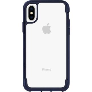 Griffin Survivor Clear Case Apple iPhone X, iPhone XS Transparent, Schwarz
