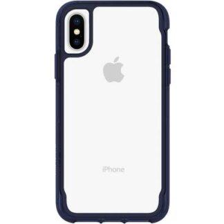 Griffin Survivor Clear Case Apple iPhone X, iPhone XS Transparent, Schwarz