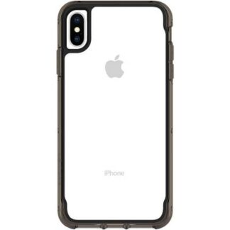 Griffin Survivor Clear Case Apple iPhone XS Max Schwarz (transparent)
