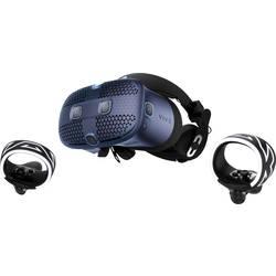 HTC Vive COSMOS Blau Virtual Reality Brille inkl. Bewegungssensoren, inkl. Controller, mit integriertem Soundsystem