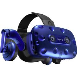 HTC Vive Pro Upgrade Blau Virtual Reality Brille mit integriertem Soundsystem