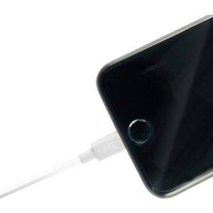 LINDY USB 2.0 Anschlusskabel 2.00 m Weiß