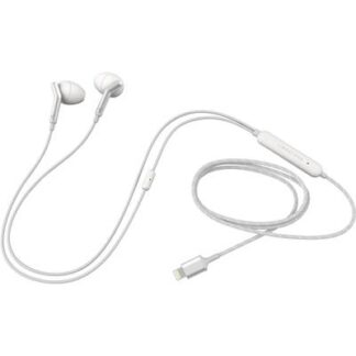 Libratone Q Adapt In-Ear Cloudy White In Ear Kopfhörer In Ear Headset, Noise Cancelling Weiß
