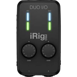 MIDI Interface IK Multimedia iRig Pro Duo I/O