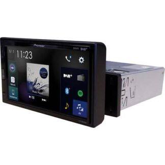 Pioneer SPH-EVO62DAB-UNI Moniceiver DAB+ Tuner, Bluetooth®-Freisprecheinrichtung, AppRadio, Anschluss für