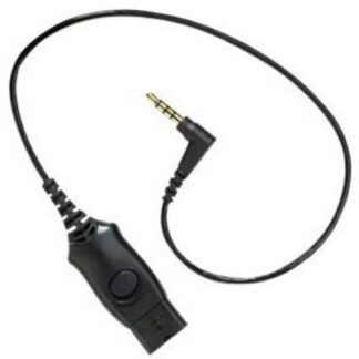 Plantronics Adapterkabel MO300 Stereo IPhone Headset-Adapter