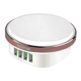 Pro Mate ChargeLite-4 ChargeLite4-EU USB-Ladestation Steckdose Ausgangsstrom (max.) 4400 mA 4 x USB