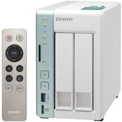 QNAP NAS-Server Gehäuse 2 Bay TS-251A-2G_CH