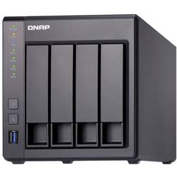 QNAP NAS-Server Gehäuse 4 Bay TS-431X2-2G_CH