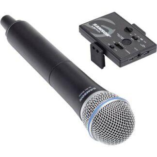 Samson GoMic Mobile Funkmikrofon-Set Übertragungsart:Funk inkl. Kabel
