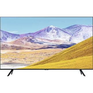 Samsung GU55TU8079 LED-TV 138 cm 55 Zoll EEK A (A+++ - D) DVB-T2, DVB-C, DVB-S, UHD, Smart TV, WLAN, CI+ Schwarz