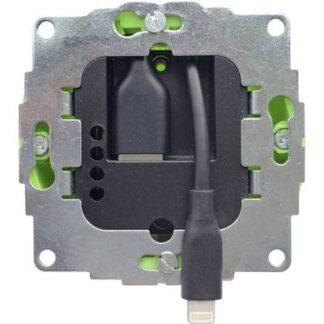 Smart Things AC/DC-Einbaunetzteil s24 l Passend für Apple-Gerätetyp: iPad