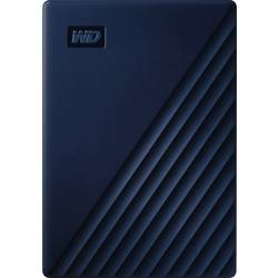 WD WDBA2D0020BBL-WESN My Passport for Mac Externe Festplatte 6.35 cm (2.5 Zoll) 2 TB Blau USB-C™