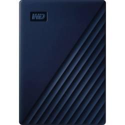 WD WDBA2F0040BBL-WESN My Passport for Mac Externe Festplatte 6.35 cm (2.5 Zoll) 4 TB Blau USB-C™