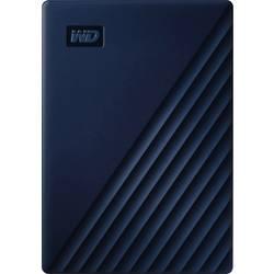 WD WDBA2F0050BBL-WESN My Passport for Mac Externe Festplatte 6.35 cm (2.5 Zoll) 5 TB Blau USB-C™