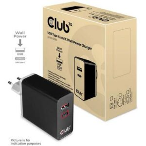 club3D CAC-1902EU USB-Ladegerät