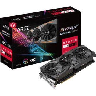 Asus Grafikkarte AMD Radeon RX 580 Arez Strix 8 GB GDDR5-RAM PCIe x16 HDMI®, DVI, DisplayPort