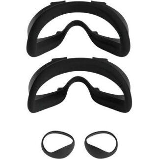 Oculus Fit Kit Gesichtspolster Passend für (VR Zubehör): Oculus Quest 2 Schwarz