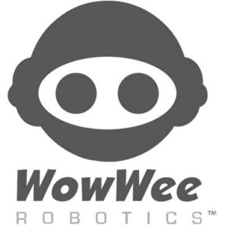 WowWee Robotics CHIPPIES-CHIPPER Fertiggerät Spielzeug Roboter Blue